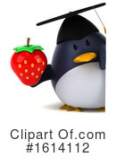 Penguin Clipart #1614112 by Julos