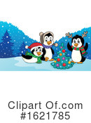 Penguin Clipart #1621785 by visekart