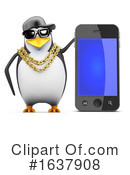 Penguin Clipart #1637908 by Steve Young