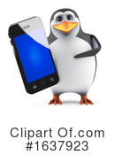 Penguin Clipart #1637923 by Steve Young