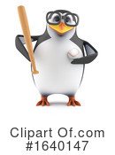 Penguin Clipart #1640147 by Steve Young