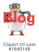 Penguin Clipart #1640148 by Steve Young