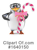Penguin Clipart #1640150 by Steve Young