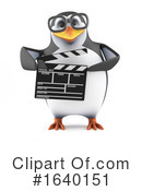 Penguin Clipart #1640151 by Steve Young