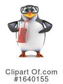 Penguin Clipart #1640155 by Steve Young