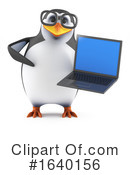 Penguin Clipart #1640156 by Steve Young