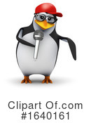 Penguin Clipart #1640161 by Steve Young