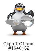 Penguin Clipart #1640162 by Steve Young
