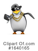 Penguin Clipart #1640165 by Steve Young