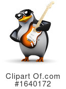 Penguin Clipart #1640172 by Steve Young