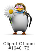Penguin Clipart #1640173 by Steve Young
