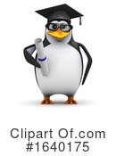Penguin Clipart #1640175 by Steve Young
