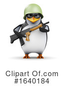 Penguin Clipart #1640184 by Steve Young