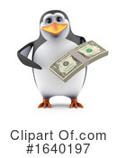 Penguin Clipart #1640197 by Steve Young