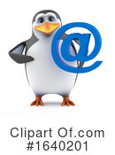 Penguin Clipart #1640201 by Steve Young