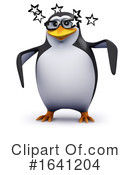 Penguin Clipart #1641204 by Steve Young