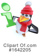 Penguin Clipart #1642205 by Steve Young