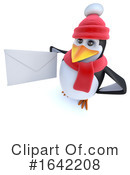Penguin Clipart #1642208 by Steve Young
