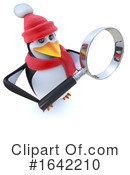 Penguin Clipart #1642210 by Steve Young