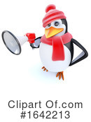 Penguin Clipart #1642213 by Steve Young