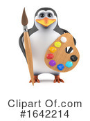 Penguin Clipart #1642214 by Steve Young