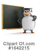 Penguin Clipart #1642215 by Steve Young