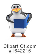 Penguin Clipart #1642216 by Steve Young