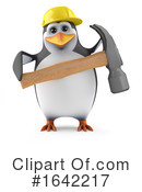 Penguin Clipart #1642217 by Steve Young