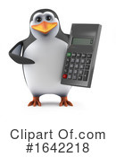 Penguin Clipart #1642218 by Steve Young