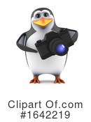 Penguin Clipart #1642219 by Steve Young
