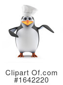 Penguin Clipart #1642220 by Steve Young