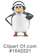 Penguin Clipart #1642221 by Steve Young