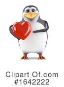 Penguin Clipart #1642222 by Steve Young