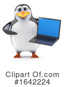 Penguin Clipart #1642224 by Steve Young
