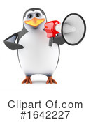 Penguin Clipart #1642227 by Steve Young