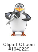 Penguin Clipart #1642229 by Steve Young