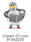 Penguin Clipart #1642230 by Steve Young