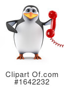 Penguin Clipart #1642232 by Steve Young