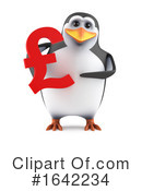 Penguin Clipart #1642234 by Steve Young