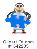 Penguin Clipart #1642235 by Steve Young