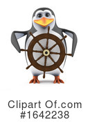 Penguin Clipart #1642238 by Steve Young