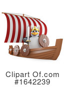 Penguin Clipart #1642239 by Steve Young