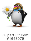 Penguin Clipart #1643079 by Steve Young