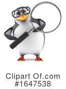 Penguin Clipart #1647538 by Steve Young