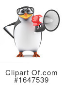 Penguin Clipart #1647539 by Steve Young