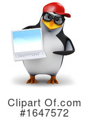 Penguin Clipart #1647572 by Steve Young