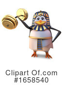 Penguin Clipart #1658540 by Steve Young