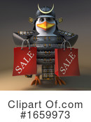 Penguin Clipart #1659973 by Steve Young