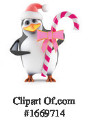 Penguin Clipart #1669714 by Steve Young