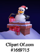 Penguin Clipart #1669715 by Steve Young